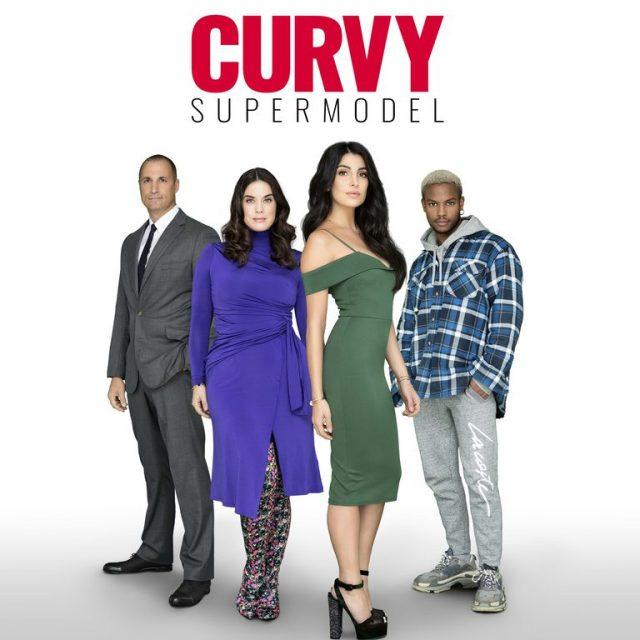 RTL 4 – Curvy Supermodel (Dutch TV)